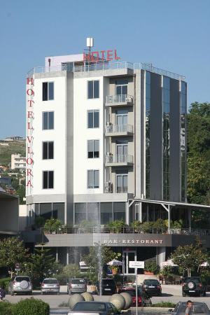 Hotel Vlora : Hotel Exterior View