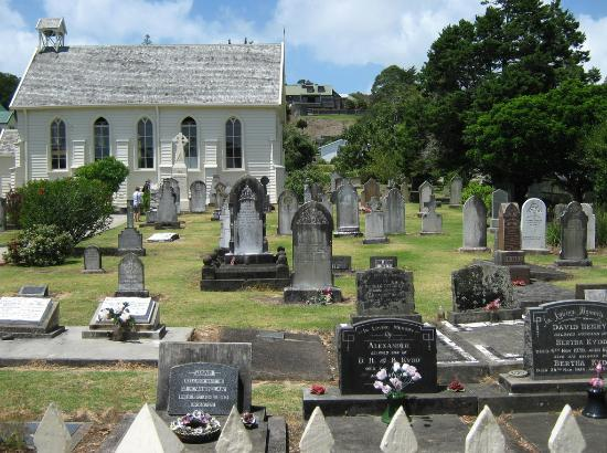 Christ Church, Russell, New Zealand