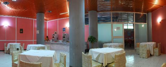 Hotel Michelangelo: Sala