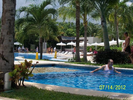 The Grand Mayan Riviera Maya: Swimming