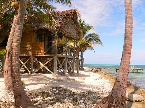 Long Caye Resort: Cabin #5