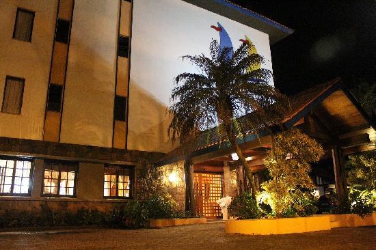 Costa Norte Ingleses Hotel: Entrada Hotel