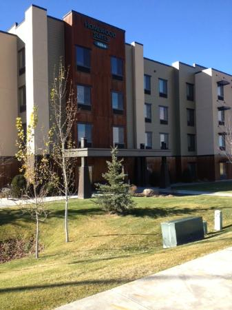 Homewood Suites by Hilton Bozeman: homewood suites exterior