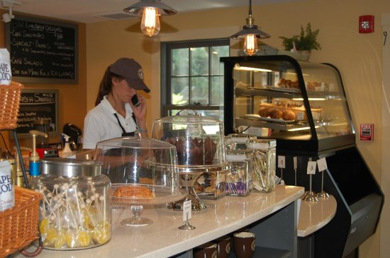 cafe riverview: Warm, friendly atmosphere - great food!