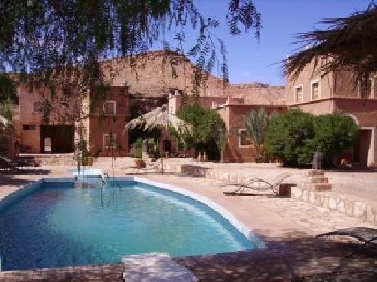 Defat Kasbah : piscine