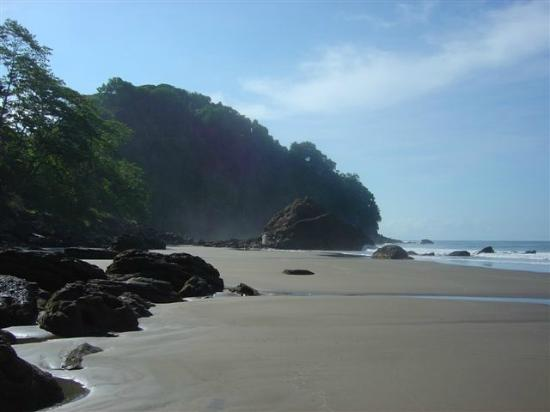 Villa Mareas: Playa Hermosa de Osa, our beach