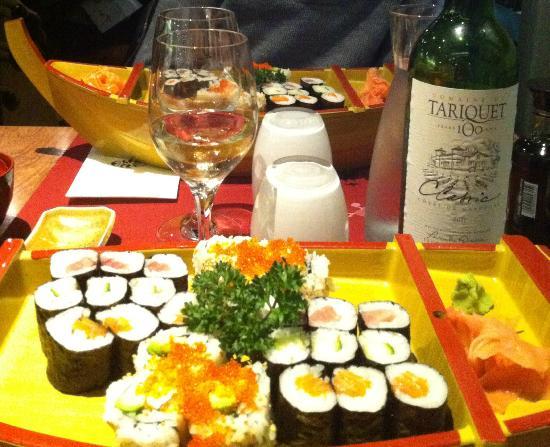 Tokami: Bâteau plateau Maki spécial