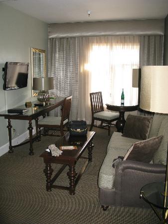 El Tovar Hotel: Bell Boy Suite 
