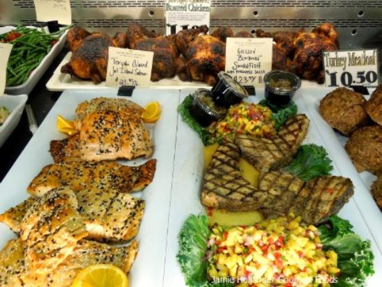 jamie hollander gourmet foods prepared fish and roasted chicken ready