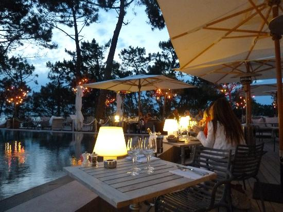 foto de restaurant la co o rniche pyla sur mer restaurant tripadvisor. Black Bedroom Furniture Sets. Home Design Ideas
