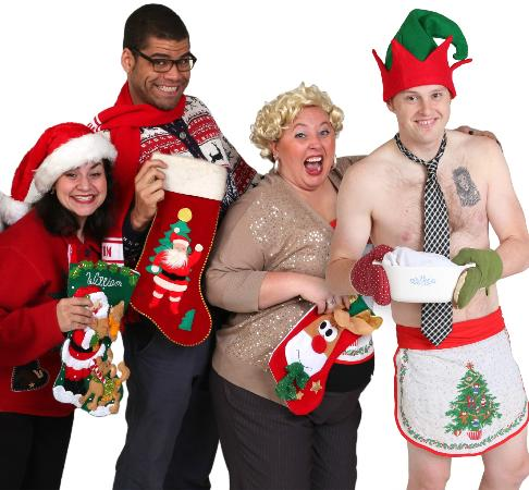 Minneapolis, MN: Fifty Shades of White: A Minnesota XXXmas