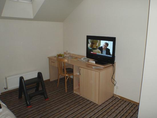 Felicia Hotel : Inside double room