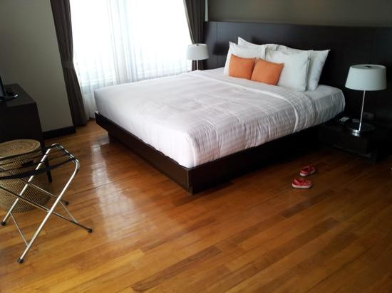 Fraser Suites Sukhumvit: Comfortable bed