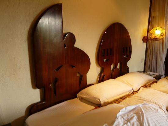 Serengeti Serena Safari Lodge: Foto do Quarto