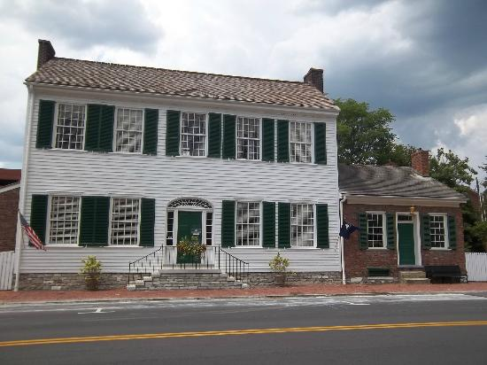 ‪McDowell House Museum‬