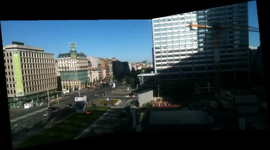 Crowne Plaza Hotel Brussels - Le Palace: Photosynth panoramic view