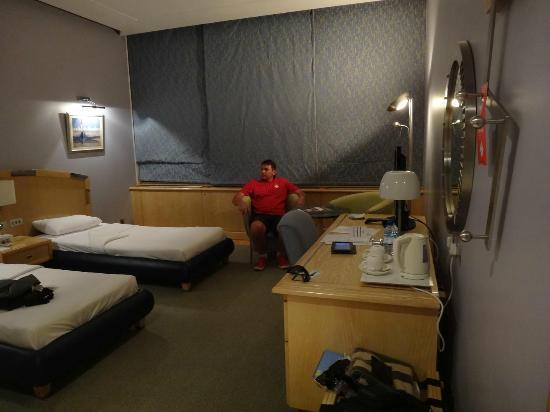 Abu Dhabi Airport Hotel: room N304