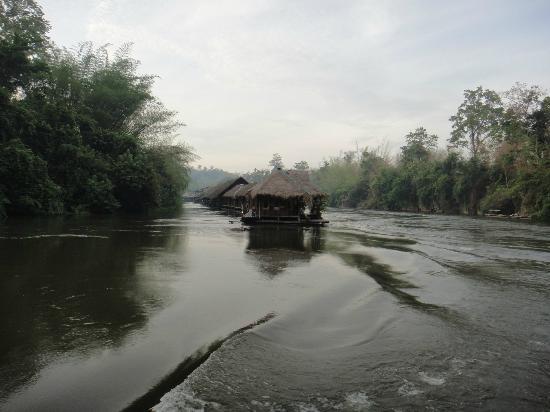The Suan Sai Yok (River Kwai Cabin) Resort : Красота!