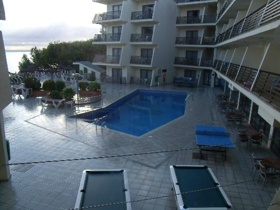Intertur Palmanova Bay: One of the 2 pools