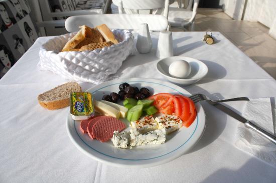 Hotel Sultanahmet: breakfast