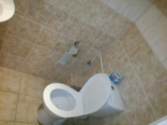 Hotel Garni Kucera : toalet room 23