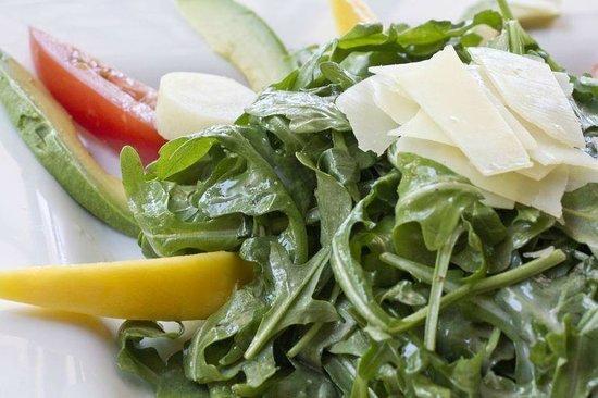 Villa Capri Trattoria & Wine Bar: salad