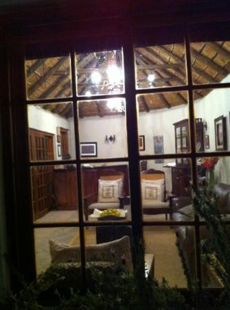 Woodall Country House and Spa: Blick in die Lobby