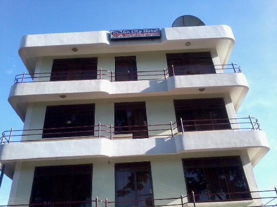 GR City Hotel