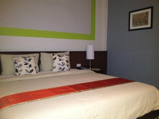 Hotel de Bangkok: в номере