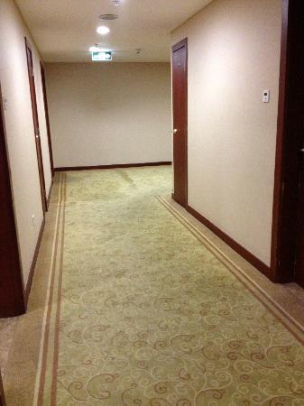 Beijing Fa Guan Zhi Jia Hotel: 房間外走廊