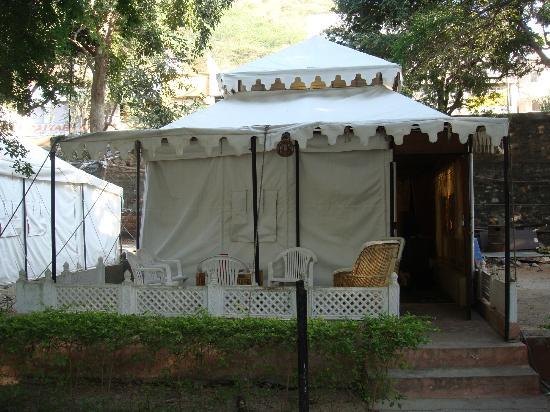 The Aravali Tent Resort: Tent