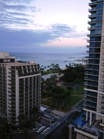 "Embassy Suites by Hilton Waikiki Beach Walk : View from my ""office"""