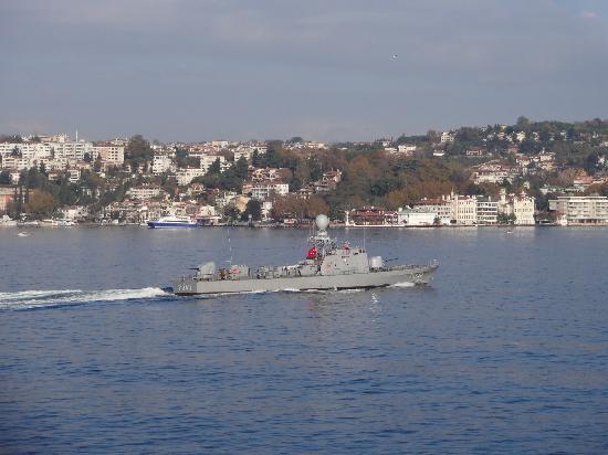 Ajia Hotel: Bosphorus