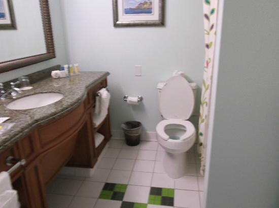 Atlantis Coral Towers, Autograph Collection: Bathroom - Coral Towers room