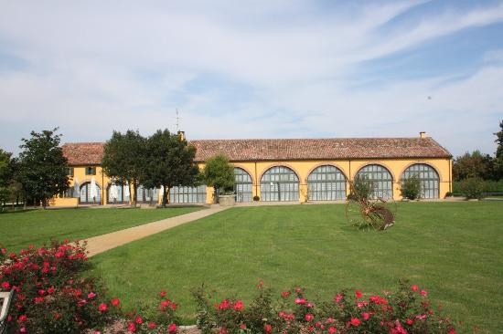 Saccolongo, Itália: vista esterna