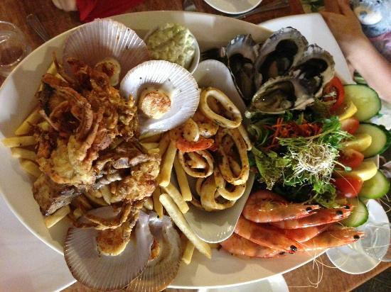 Whalers Restaurant: Seafood Extravaganza