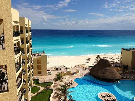 The Royal Sands Resort & Spa All Inclusive: view from the top.
