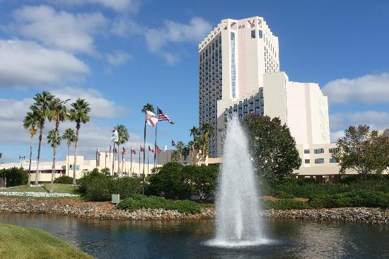 Hilton Orlando Buena Vista Palace Disney Springs: Buena Vista Palace Hotel