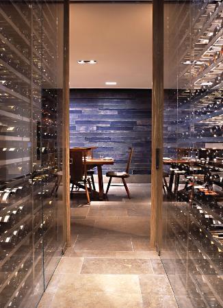 Blue duck tavern washington dc menu prices for Walk in wine cellars