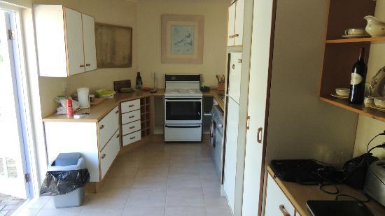 Cornerway House: gute, vollausgestattet Küche