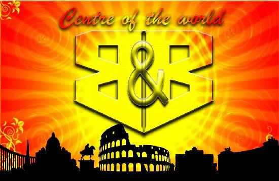Centre of the World : logo