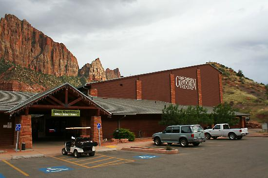 Zion Canyon Theatre