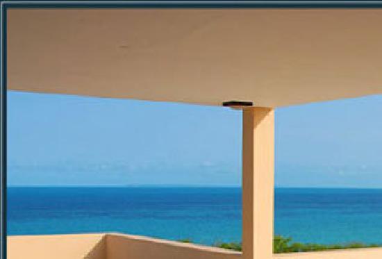 Deacra Villas, Sol Resorts: View from the villa, Deacra