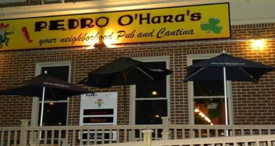 Pedro O'Hara's