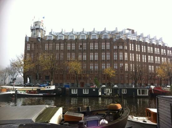 Grand Hotel Amrath Amsterdam: el hotel
