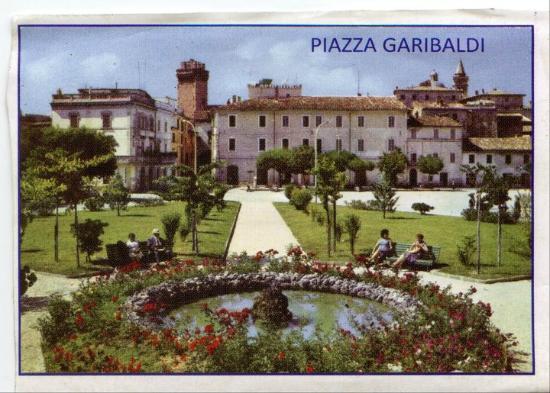 Osteria La Vecchia Posta: ex piazza garibaldi