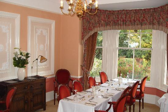 Tower House 1066: Breakfast room