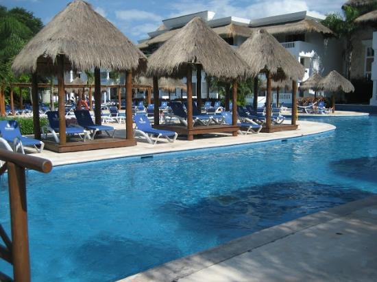 Grand Riviera Princess All Suites Resort & Spa: quiet time