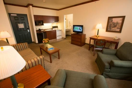 Kress Inn, An Ascend Hotel Collection: King Executive Suite