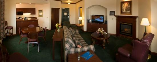 Kress Inn, An Ascend Hotel Collection: Presidential Suite